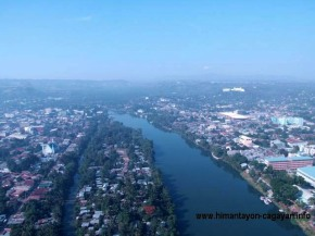 The Cagayan River (aka Cagayan de Oro River). | Photo from www.himantayon-cagayan.com
